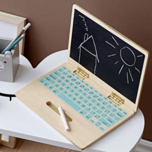 ordinateur bois enfant