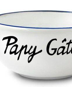 Bol breton Papy gâteau Pied de Poule