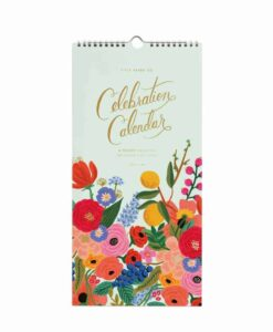 Calendrier Rifle Paper Co Célébration