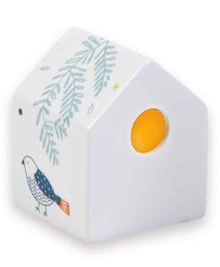 Photophore maison Mini Labo oiseau