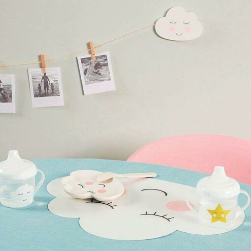 Set de table nuage Sass and Belle