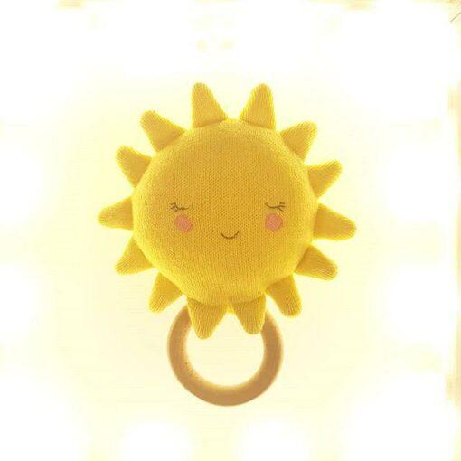 Hochet soleil Meri Meri