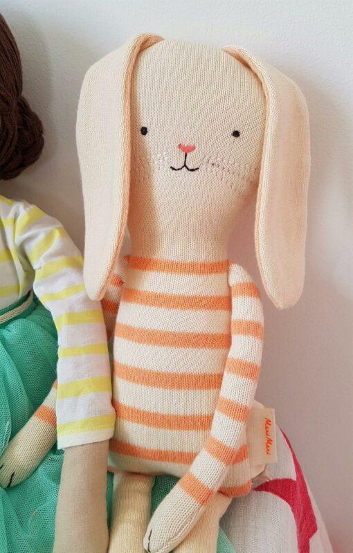 Lapin marin tricoté Meri Meri