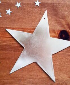 Petite étoile dorée pleine Delphine Plisson