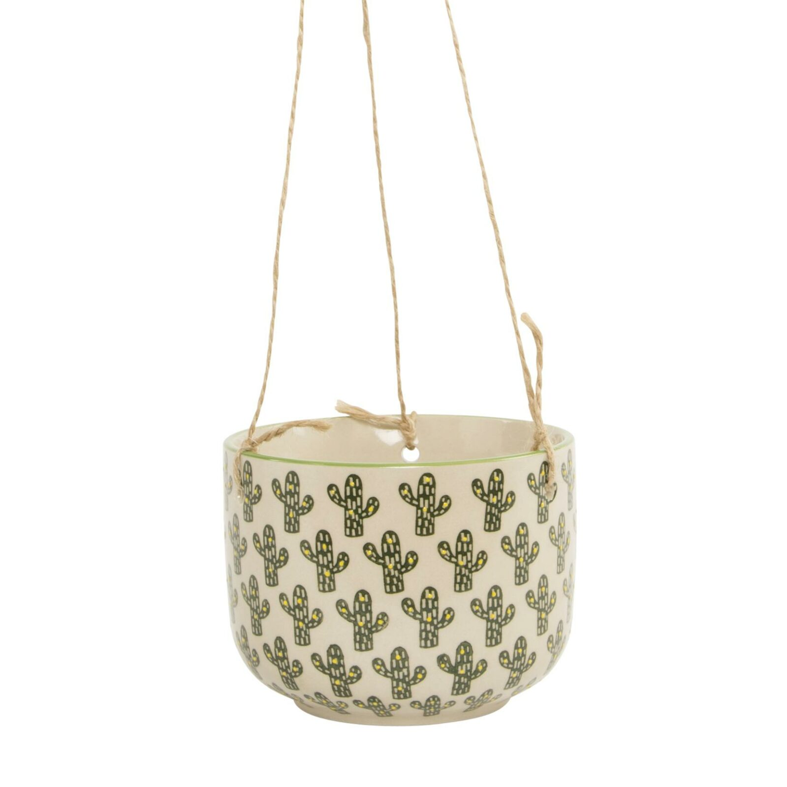 cache pot suspendre cactus sass sand belle pastel shop. Black Bedroom Furniture Sets. Home Design Ideas