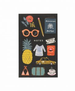 Carnet Rifle Paper Co Bon voyage