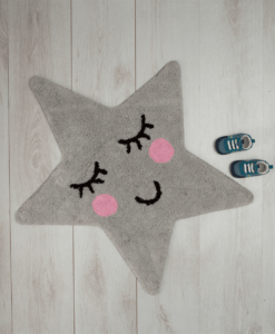 Tapis Etoile Sass and Belle