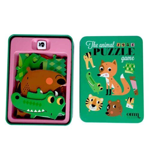 Puzzle animaux Omm Design- Ingela Arrhenius