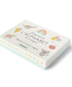 Coffret J'apprends l'alphabet ZÜ