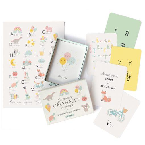 Coffret J'apprends l'alphabet ZÜ