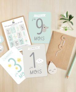 Kit premiers mois bébé ZÜ