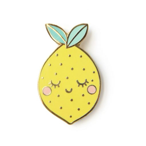 Pin's citron ZÜ