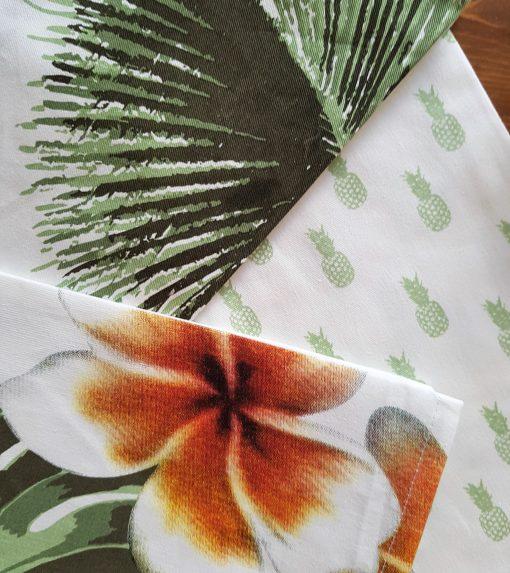 Torchon Feuille palmier Bloomingville