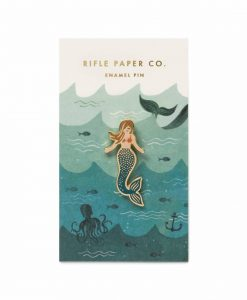 Pin's Sirène Rifle Paper Co