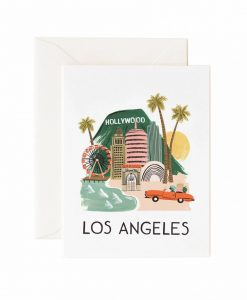Carte Rifle Paper Co Los Angeles