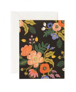 Set de cartes Rifle Paper Co Lively Floral x8