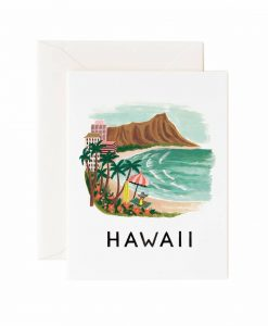 Carte Rifle Paper Co Hawai