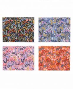 Set de cartes Rifle Paper Co Tapestry x8