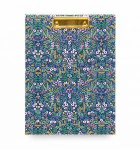 Bloc-notes Clipfolio Rifle Paper Co Tapestry
