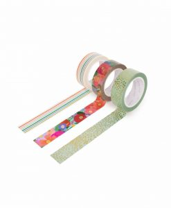 Masking tape Rifle Paper Co Garden party lot de 3
