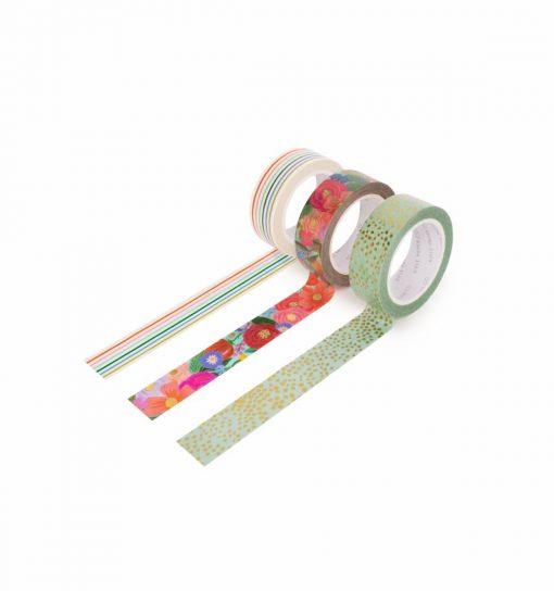 Masking tape Rifle Paper Co Garden party lot de 3