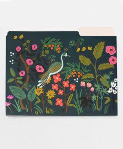 Pochette Rifle Paper Co Shangai Garden Lot de 6