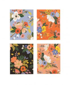 Set de cartes Rifle Paper Co Lively Floral x8