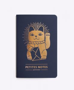 Carnet Lucky cat Editions du Paon