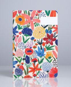 Carnet fleurs sauvages Season Paper