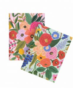 Carnets Garden Party Rifle Paper Co Set de 2
