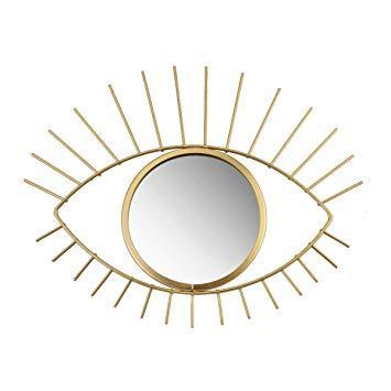 miroir en forme d'oeil