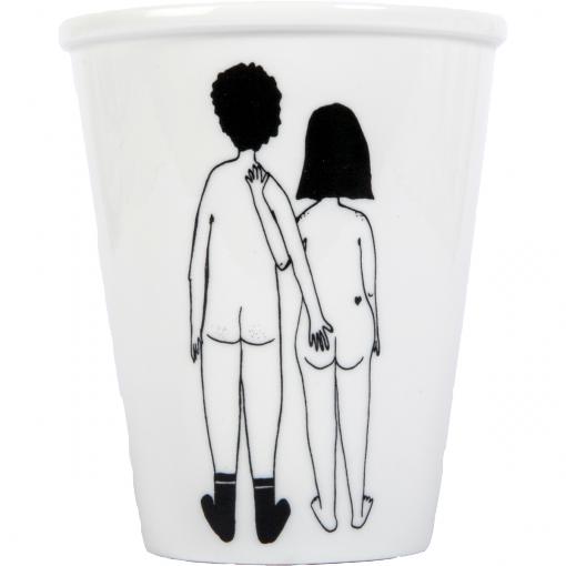 Mug Naked couple dos HELEN B