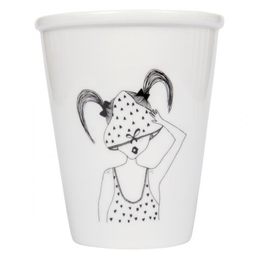 Mug Underwear girl HELEN B