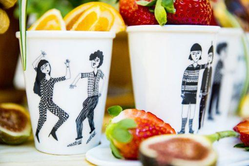 Mug Dancing couple HELEN B