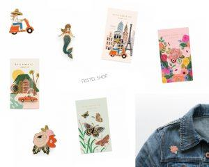 Pin's Rifle Paper Co