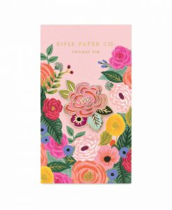 Pin's Rifle Paper Co Juliet rose