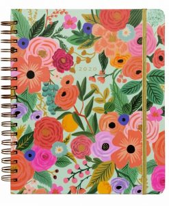 Agenda Rifle Paper Co 2020 Garden Party Spirales