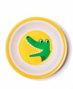 Bol crocodile OMM Design / Ingela P Arrehnius