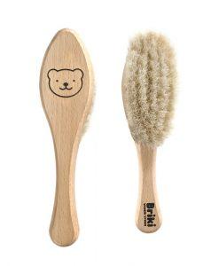 Brosse à cheveux bébé Briki Vroom Vroom ours