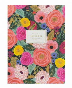 Carnet de notes Rifle Paper Co Juliet Rose