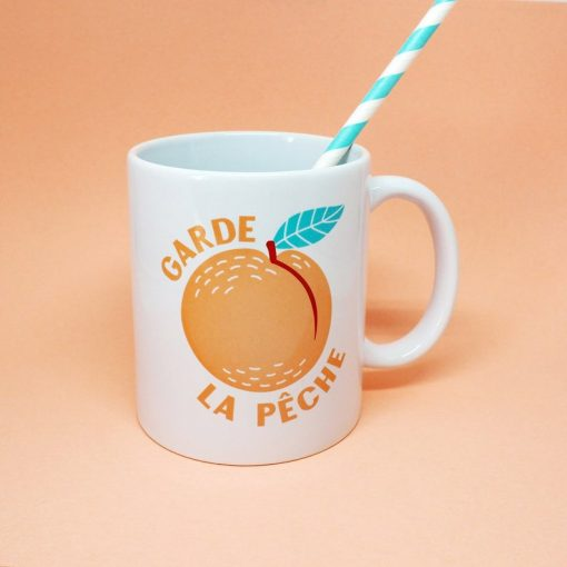 Mug Garde la pêche Lolita Picco