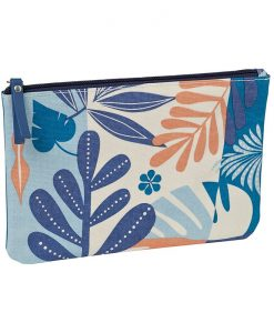 Pochette Tropical corail Mini Labo