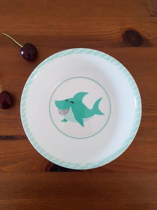 Coupelle requin Bloomingville Mini