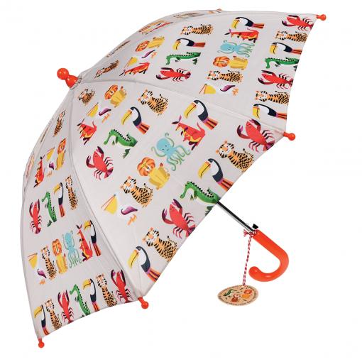 Parapluie enfant animaux Rex