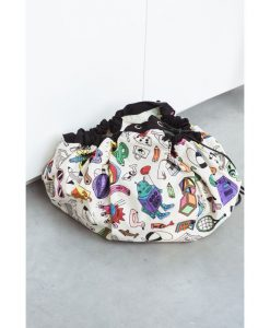 Sac / Tapis de jeu Play and Go Color my bag