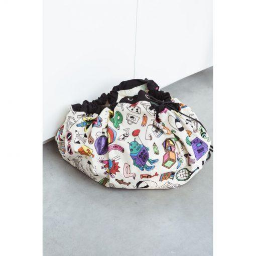 Sac / Tapis de jeu Play and Go Color my bag