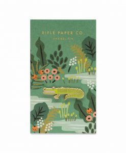 Pin's Alligator Rifle Paper Co