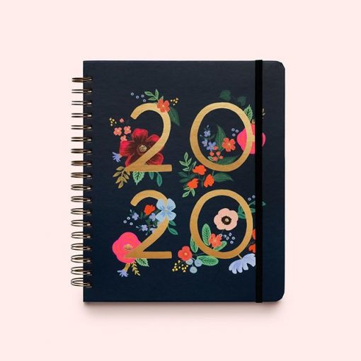 Agenda Rifle Paper Co 2020 Wild Rose – Spirales