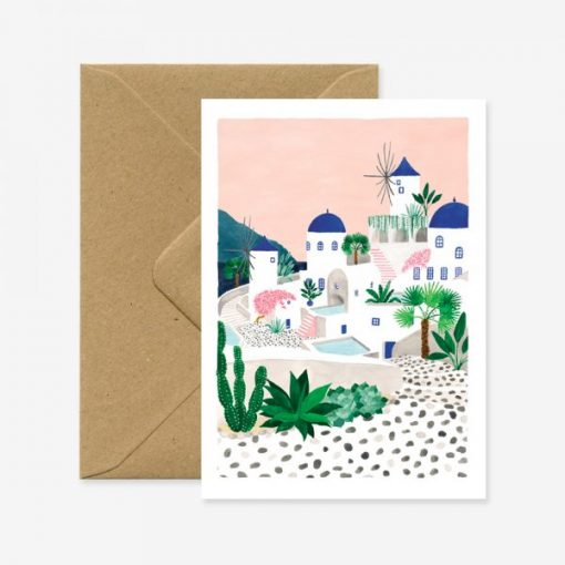 Carte Santorini All The Ways To Say