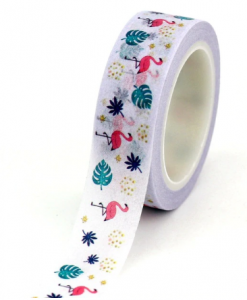 Masking tape tropical
